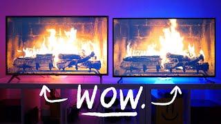 LG UK6500 vs Samsung NU6950 | Best Budget 4K TV & Gaming Monitor for Under $300?