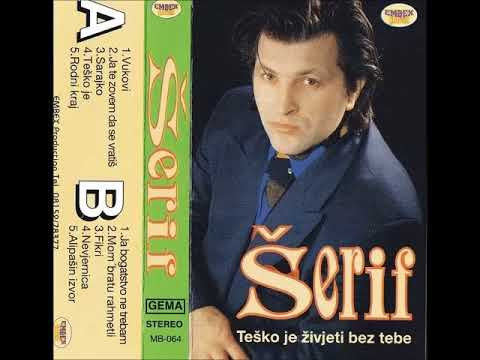 Serif Konjevic - Tesko je (1993)