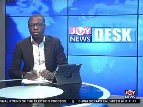 Accra Floods - News Desk (13-4-15)