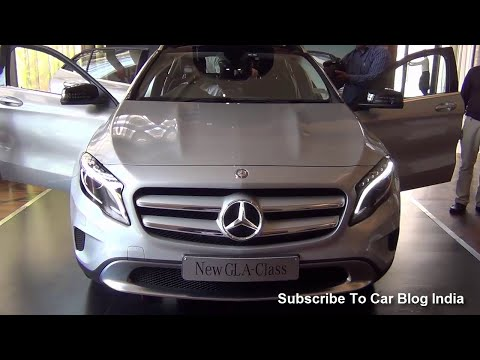 Mercedes Benz GLA Class India Price, Features, Exteriors And Interiors Review