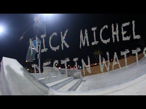 NICK MICHEL & DESTIN WATTS-QUICK CLIPS-CRAIG RANCH