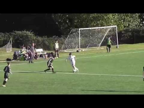 Jake McMillen Highlights - Carolina Rapids v Concorde Fire - Sep 19 2014
