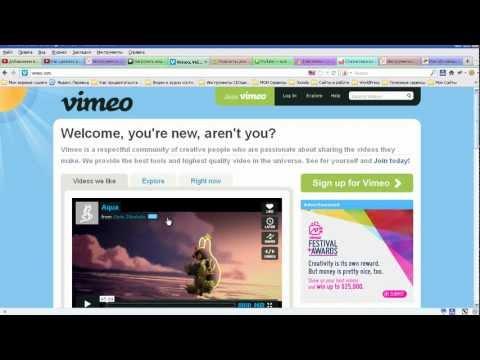 Вставка видео на сайт, раскрутка видео, видеохостинги.