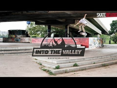 INTO THE VALLEY TRIP - B-SIDES | skatedeluxe Skateshop