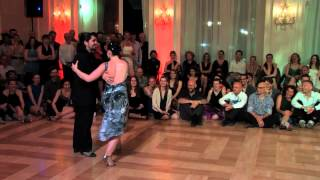 TANGOAMADEUS 2014, Ariadna Naveira & Fernando Sanchez, Part 5