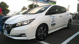 Nissan Leaf Electric | L'auto che si guida con un pedale | Test Drive