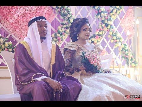 ALIKIBA weds Aminah Rikesh, The Reception in Mombasa Kenya thumbnail
