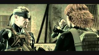 MGS4 Movie Trailer 1