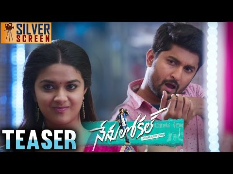 Nani's Nenu Local Teaser | Nenu Local Movie | Nani , Keerthy Suresh | Silver Screen