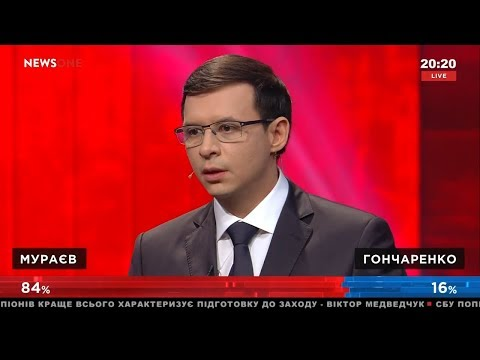 Евгений Мураев в Украинском формате на телеканале NEWSONE, 23.05.18
