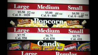 Movie theater popcorn has HOW many calories!?