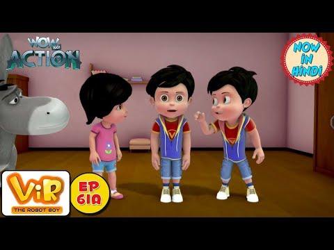 Vir: The Robot Boy | Robot Vir | As Seen On HungamaTV | WowKidz Action
