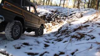 Headquake's RC - #167 (Wagoneer #2 -1st ride) Nov19 2013