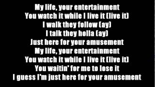 Watch TI My Life Your Entertainment video