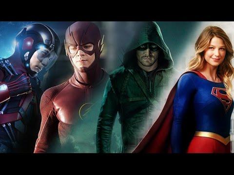 ЕЕЕЕЕЕ CW (Новые сезоны супергеройских сериалов,12 сезон Сверхъестественного)