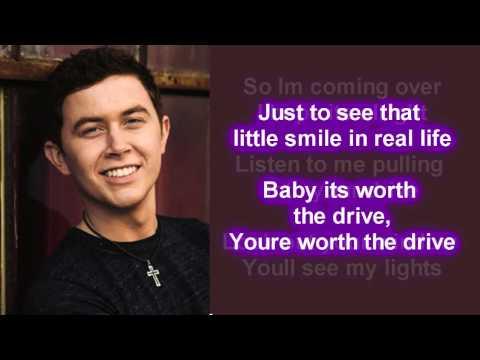 Scotty McCreery - See You Tonight (Lyrics)