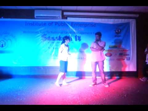 Ipe Sanskriti Dance Performance By Rimi And Sai Kiran video