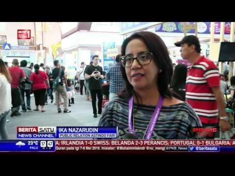 Foto travel fair bandung 2015