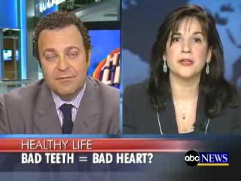 Bad Teeth Linked to Heart Disease