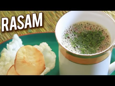 Rasam Recipe - How To Make South Indian Rasam - Lentil Soup Recipe | Annuradha - Rajshri Rewinds