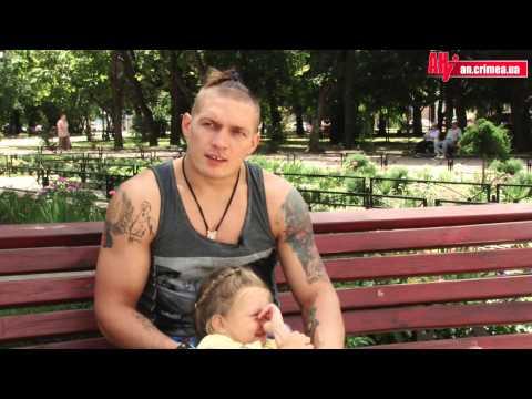 Интервью с Александром Усиком