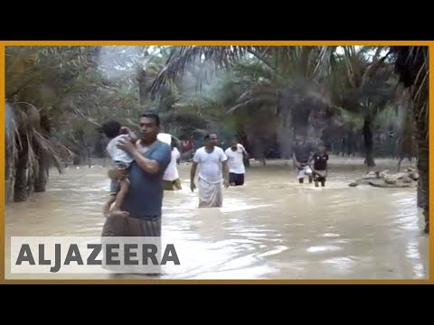 🇾🇪 Cyclone hits Yemeni island Socotra, 19 missing | Al Jazeera English