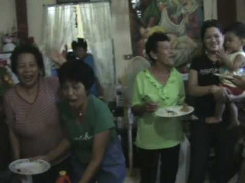 auntie lolit,celya,nita,and villa rubio sisters Video