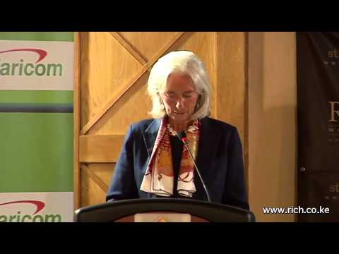 Mindspeak: Christine Lagarde, Managing Director, IMF -  Speech