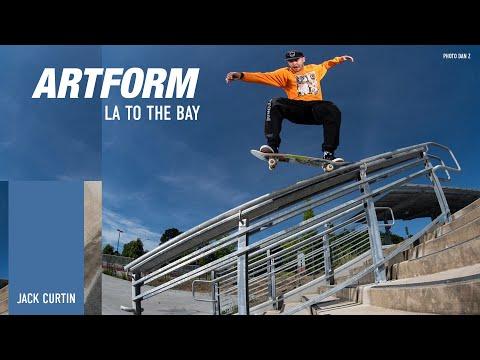 """ARTFORM's """"LA to the Bay"""" Video"""