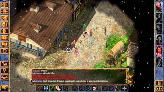 Bird People: Baldur's Gate - Part 3, First Blood!