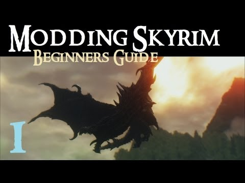 Beginner's Guide to Modding Skyrim - Part 1 : The Basics