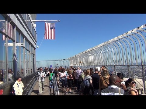 Empire State Building Tour