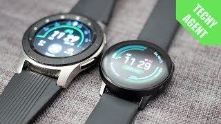 Samsung Galaxy Watch VS Galaxy Watch Active