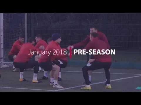 Pre-Season Training (02/01/2018)