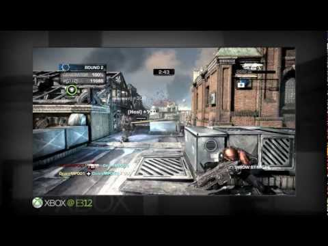 E3 2012: Gears Of War Judgment: Gameplay