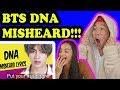 Lagu BTS TRY NOT TO LAUGH DNA Misheard Lyrics REACTION!!!