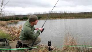 Episode 19 Carp Fishing at Blake Hall Fishery Staffordshire