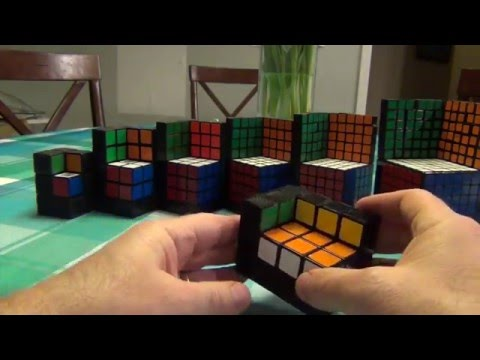 Viewer Question and Cuboid Illusion Creation