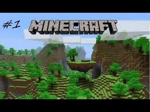 Minecraft Survival Ep.1: New Beginnings