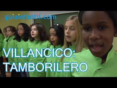Tamborilero: Canciones navideñas para los niños