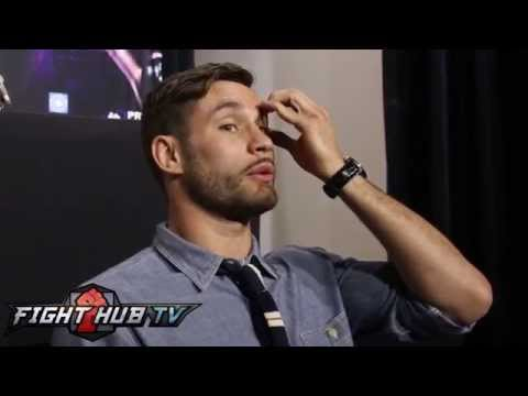 Pacquiao vsAlgieri Algieri says speed power overlooked Manny just a man  mental approach