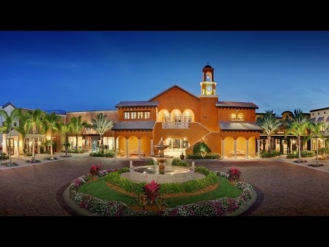 Paseo Town Center Tour – Fort Myers Florida