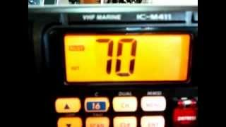 ICOM IC-M411.mp4