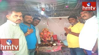 LSPMK Organized Vinayaka Chavithi Celebrations in Dubai | hmtv