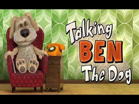 My Talking Ben - Talking Kids Games | Game for Kids 2016 - YouTube