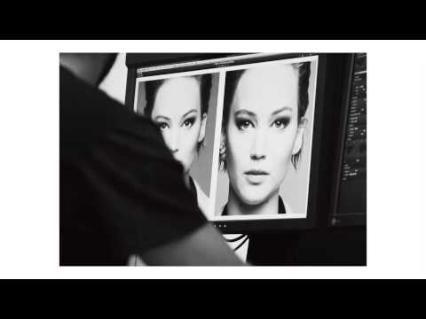 Jennifer Lawrence for Dior Fall/Winter 2015 Women's Handbang BTS