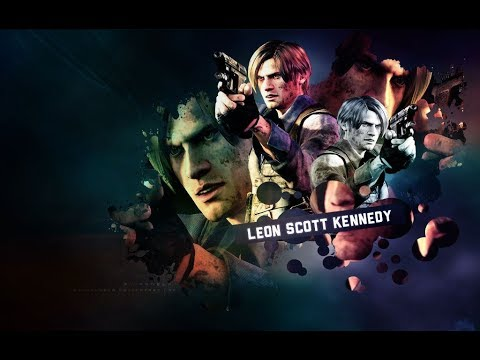 Resident Evil 6 - Tribute to Leon S. Kennedy