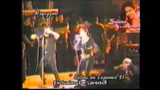 Selena Quintanilla en Nuevo Laredo (Feria Expomex 1993)