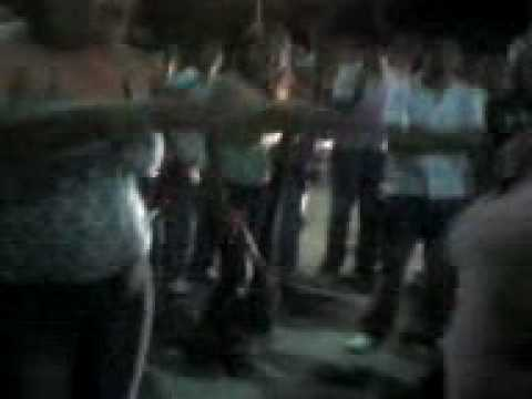 Pelea de borrachas en Cd. Valles SLP Video