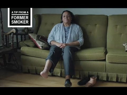 CDC: Tips from Former Smokers -- Marie's Story